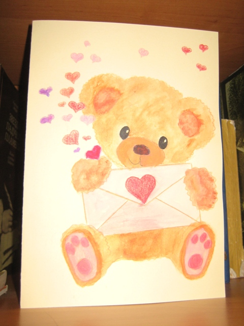 teddy bear for mum